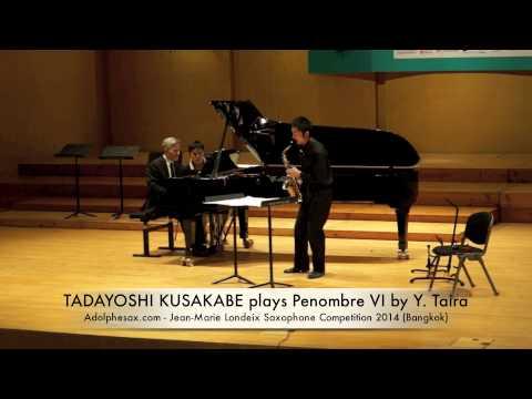 TADAYOSHI KUSAKABE plays Penombre VI by Yoshihisa Taira