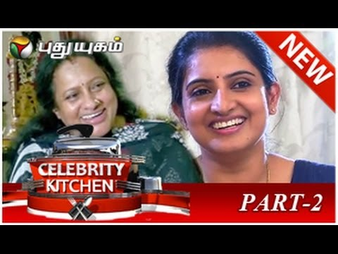 Celebrity Kitchen with Actresses Sujitha & Seema - part 2 (18/05/2014)