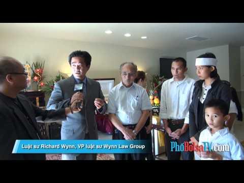 Những ý kiến tại tang lễ nạn nhân Lê Anh Khoa