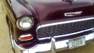 55 Chevy Montana Voodoo Cam