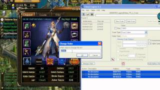 Legend Online SG (Savas Gücü) Hilesi