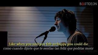 Gotye ft. Kimbra - Somebody That I Used Know (Sub Español + Lyrics)