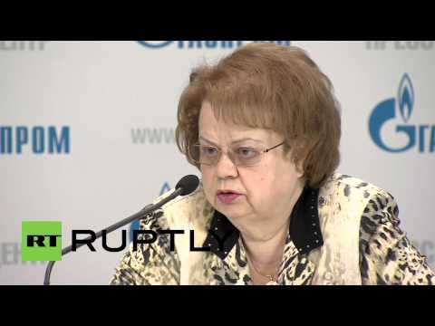 "Russia: China-Russia gas deal a ""new page"" in history - Gazprom deputy"