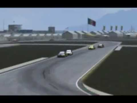 GTR2 DF MEXICO etapa 1 ICEBRAIN RACING TEAM