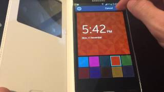 Samsung Galaxy Note 3 S View Cover En Español