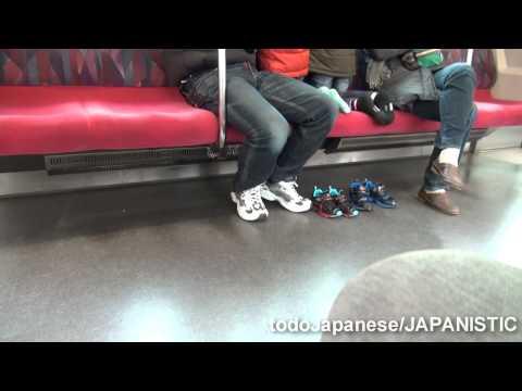 Buenos Modales en JAPON?  [By todoJAPANESE]
