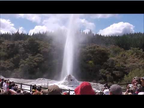 Rotorua, New Zealand - Geothermal Wonderland