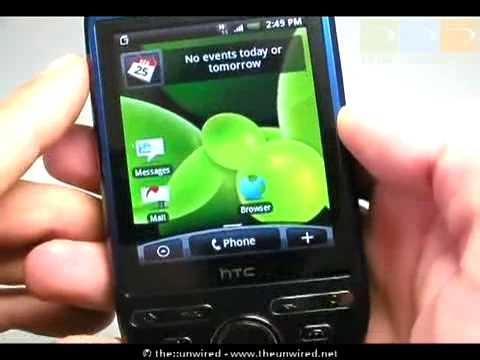 Tinhte.com - HTC Tattoo Hands-on