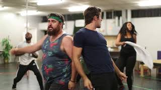 Rock of Ages Rehearsal Video