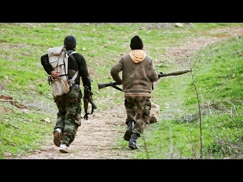 Heavy Clashes During The Battle For Al-Qahtaniyah | Syria War 2014