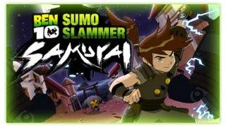 Ben 10 Sumo Slammer Samurai Ben 10 Games [ Full
