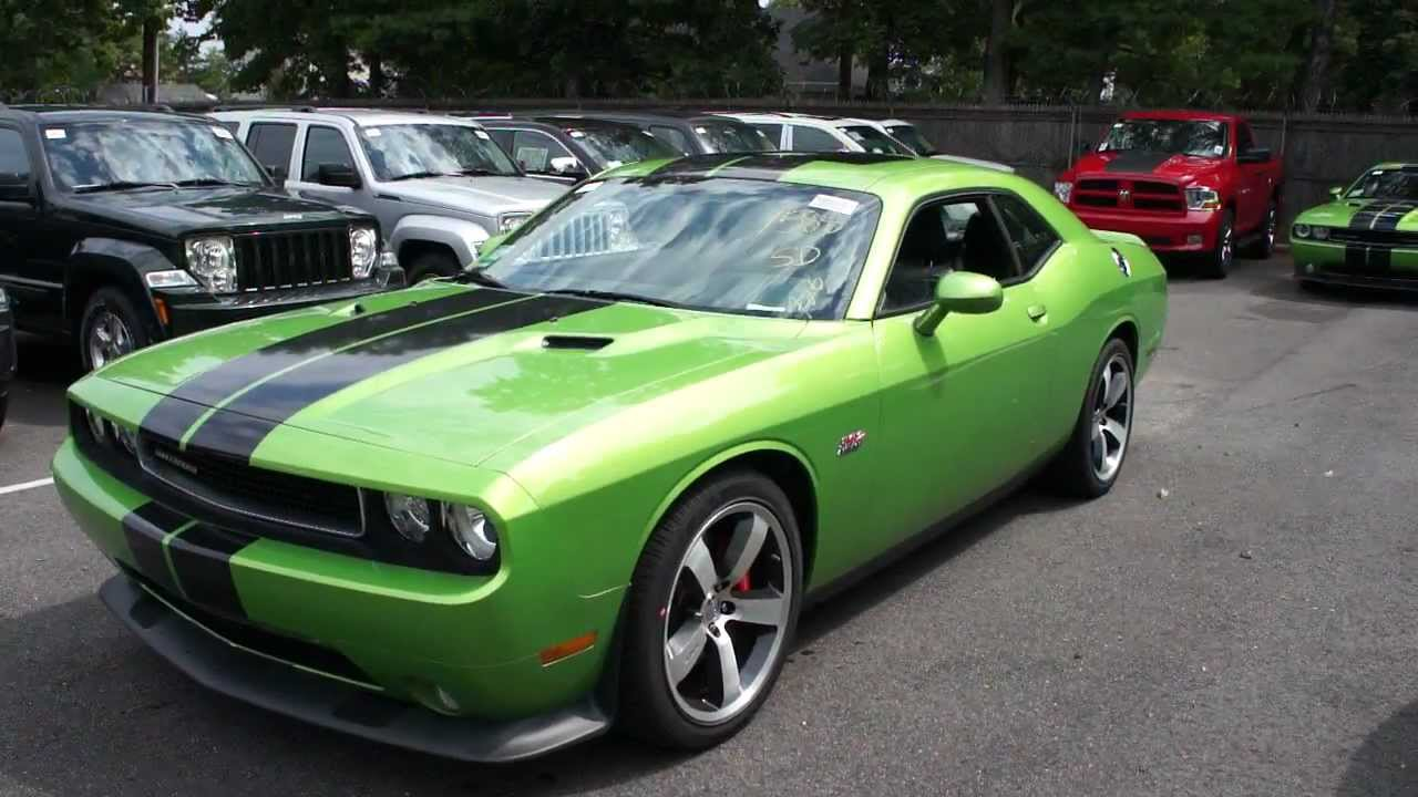 dodge challenger image dodge challenger green with envy for sale. Black Bedroom Furniture Sets. Home Design Ideas