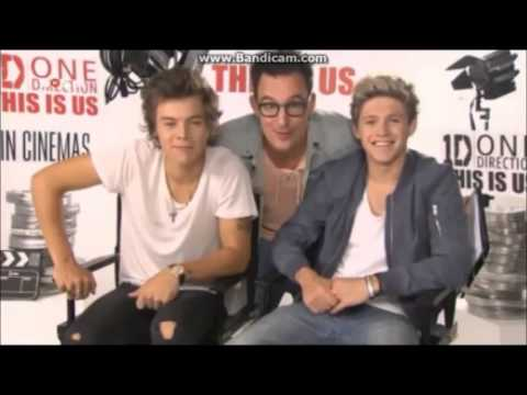 One Direction speaking dutch