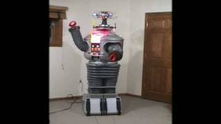 Lost In Space Robot B9 Costume