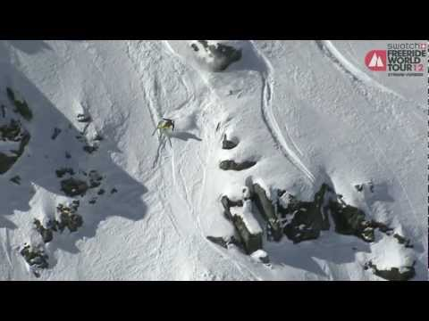 Swatch FWT 2012 Xtreme Verbier - Best-of