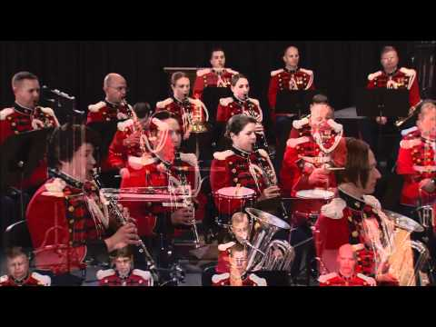 John Philip Sousa`s March` `The Stars and Stripes Forever`