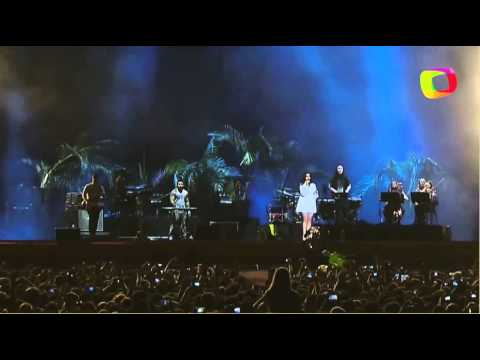 Lana Del Rey Planeta Terra Full Concert