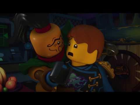 Lego NinjaGo - 60 - Má večeře s Nadakhanem