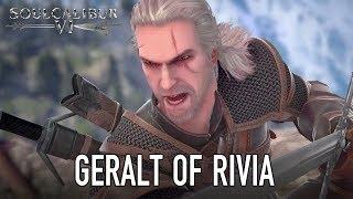 SOULCALIBUR VI - Geralt of Rivia Bejelentés Trailer