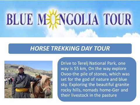Blue Mongolia Tour & Travel