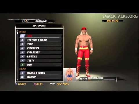 WWE '12 Hulk Hogan CAW Formula by Rai33