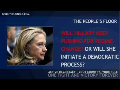 Hillary Clinton's Lies Exposed | Exploiting the Arab Spring and Misleading us