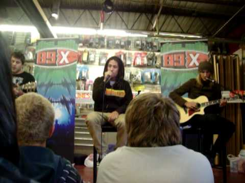 Saosin plays at Car Tunes Roseville.