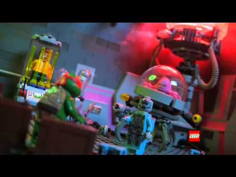 LEGO® Teenage Mutant Ninja Turtles™ Raphael