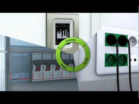 Legrand provides energy efficiency solutions