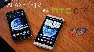 Comparativa Samsung Galaxy S4 Vs. HTC ONE