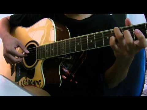 Khi người lớn cô đơn - Kee Tam Hoàng guitar cover (có tab guitar demo)
