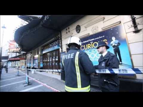 Apollo Theatre Collapse Firefighters to be axed