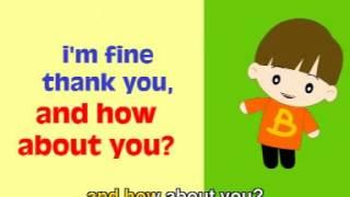 Musik Lagu Anak Karaoke Bahasa Inggris Greeting (English