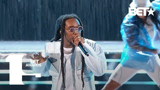 Mustard ft. Migos Performance Of 'Pure Water' Is A Masterpiece! | BET Awards 2019