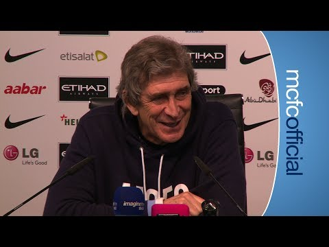 PELLEGRINI ON CHELSEA City v Chelsea FA Cup Manuel Pellegrini press conference part II