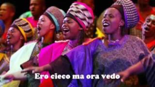 Soweto Gospel Chore Amazing Grace Con Traduzione In