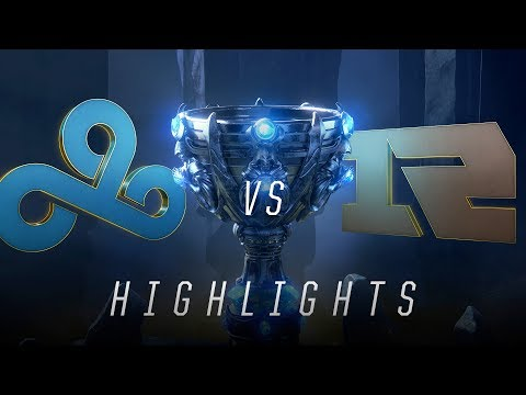 C9 vs RNG - Worlds Groups Stage Day 5 Match Highlights (2018)