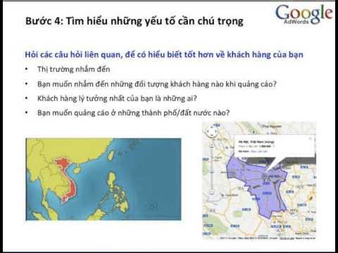 Tự học google adword - tài liệu từ google adword Việt Nam