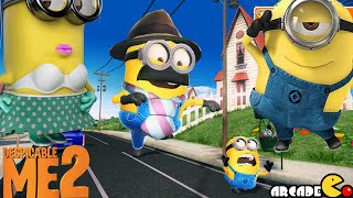 Despicable Me 2: Minion Rush Mega Minion Unlocked