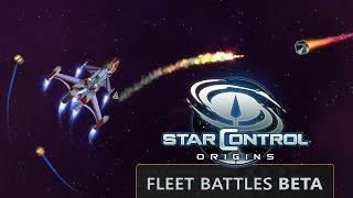 Star Control: Origins - Fleet Battles Beta Trailer