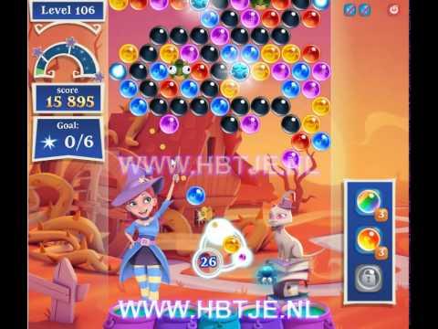 Bubble Witch Saga 2 level 106
