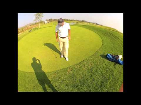 GOPRO GOLF TRICKS ROMAIN BECHU 2013
