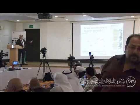 كلمة البرفسور صبري قيس في مؤتمر ذروة النفط في قطر..!! -