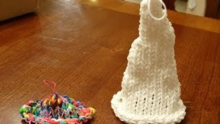 Simple Rainbow Loom Hat (Easy To Intermediate)