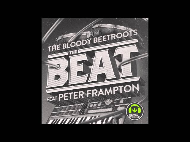 The Bloody Beetroots feat. Peter Frampton - The Beat (Tom Budin Remix) [Cover Art]