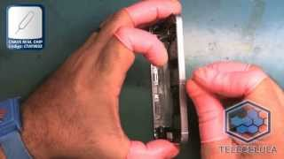Tutorial De Desmontagem Apple IPhone 5 TELECELULA