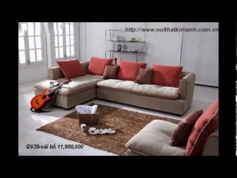 Sofa vải bố đẹp, sofa gỗ, sofa giá rẻ, sofa góc KIM ANH phân phối trên toàn quốc