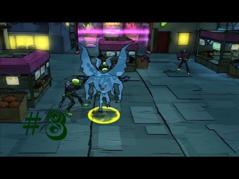 Ben 10 Omniverse 2 - Part 8 - Undertown And Beyond (1/2) - [HD] - (PS3/X360/WiiU)