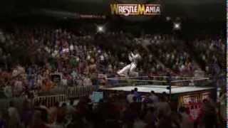 WWE 2K14 30 Years of WrestleMania - Part 3 - WrestleMania 10, 12,17, & 28