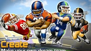 Top American NFL Football Games For IOS And Android 2014